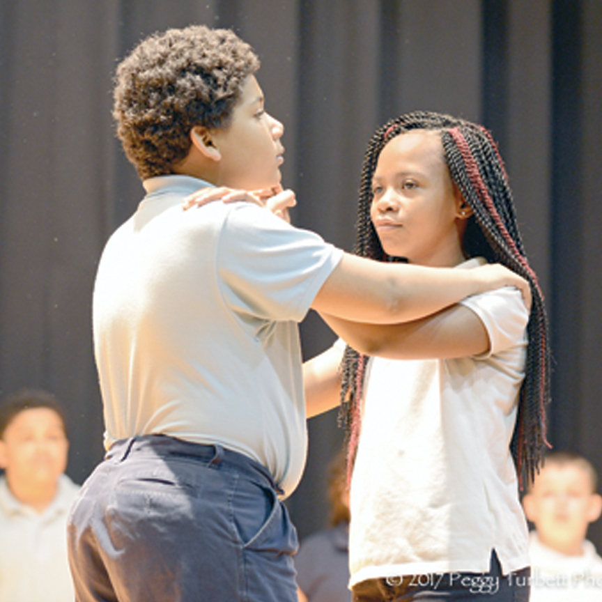 Dance, etiquette classes enrich children of all ages in