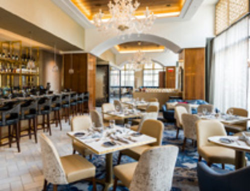 Marble Room, il Venetian elevate downtown dining experience