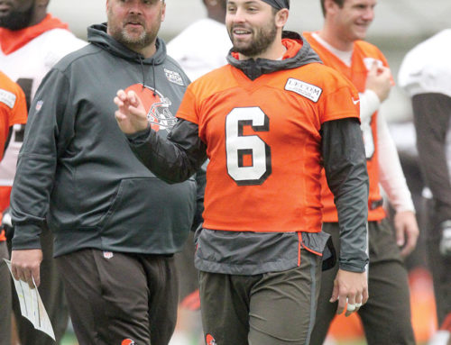 Freddie Kitchens seeks a winning recipe for Browns