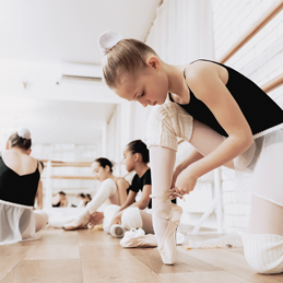 Dance is beneficial to people of all ages
