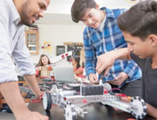 Tomorrow's jobs challenge students and educators