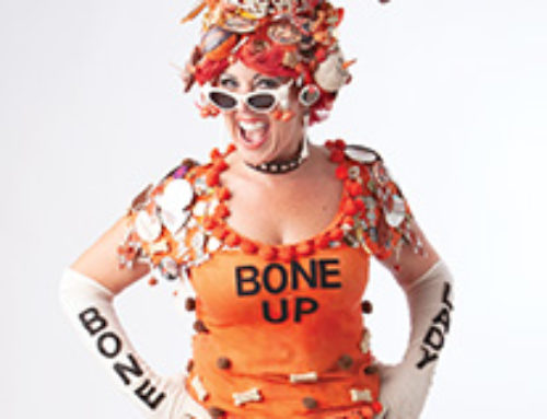 Bone Lady hoping the Browns can retrieve past glory
