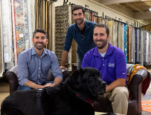 Family tradition serves as foundation of Marshall Carpet One & Rug Gallery