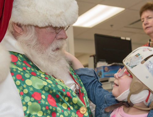Hospitals make holidays special for patients and families