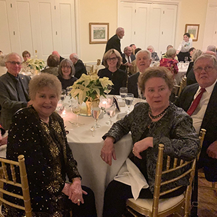 "Fine Arts Association ""Annual Holiday Benefit"""