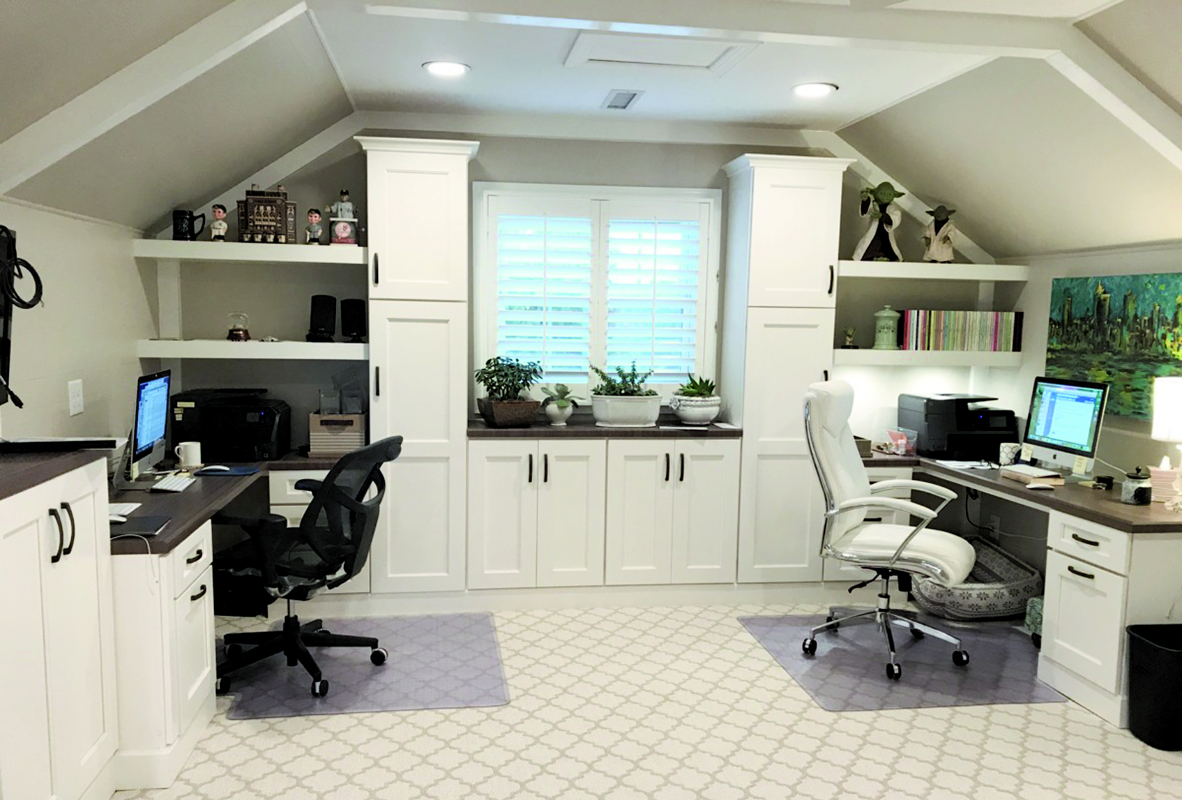 Functional home office design becomes more important for work ...