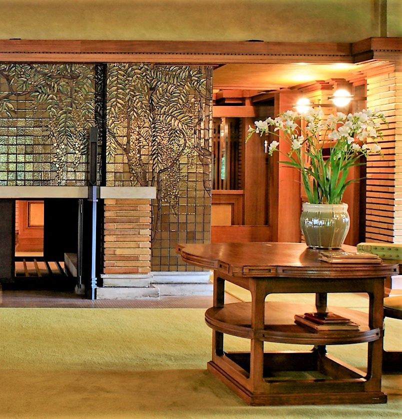 Discover historic Roycroft Campus and Frank Lloyd Wright homes just two hours from CLE