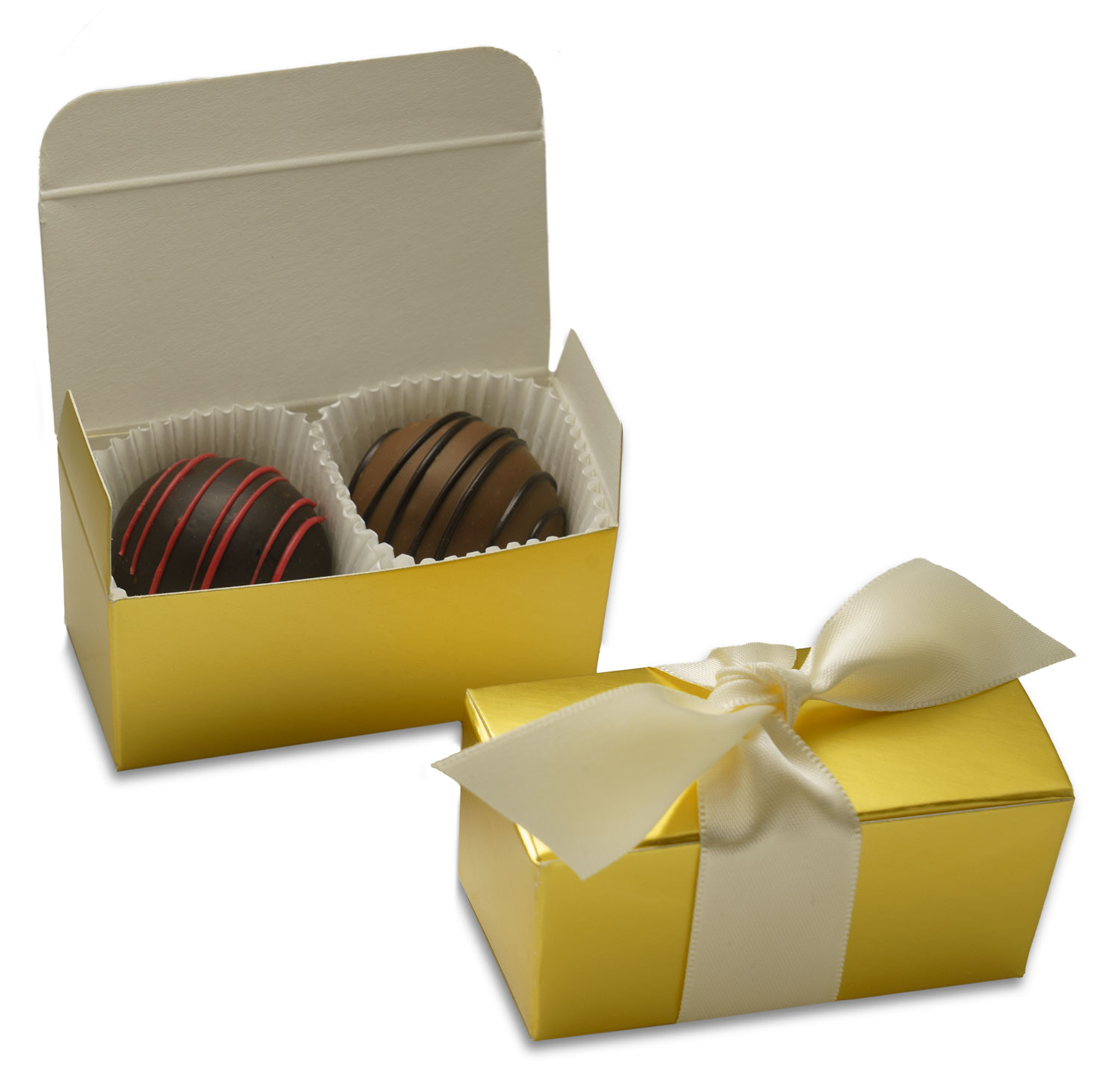Gift or treat yourself to delicious chocolates from Sweet Designs of Lakewood this season